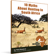 10 Myths About Hunting in South Africa eBook